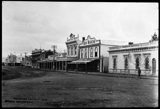 Main Street West 1893
