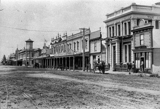 Church Street 1893