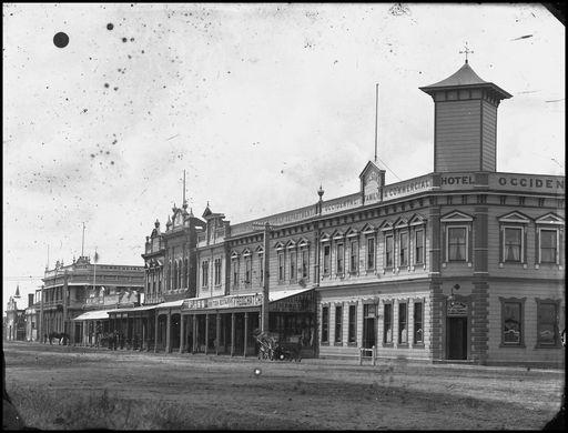 Church Street 1889