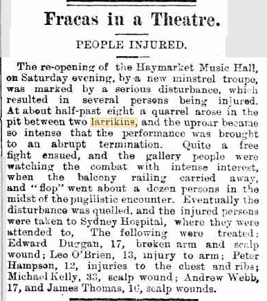 Haymarket Music Hall