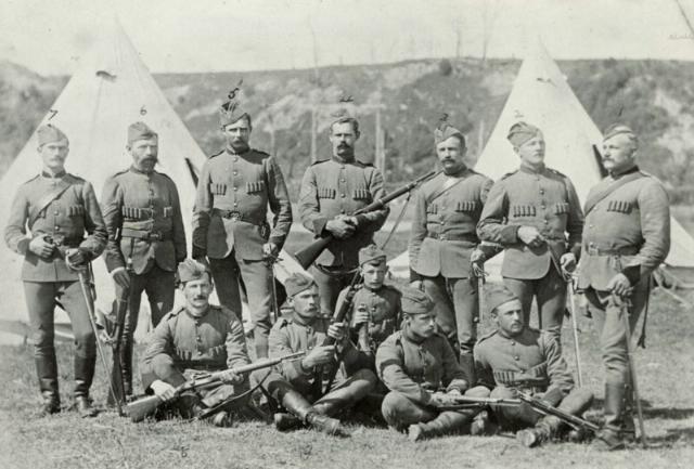 Manawatu Mounted Rifles