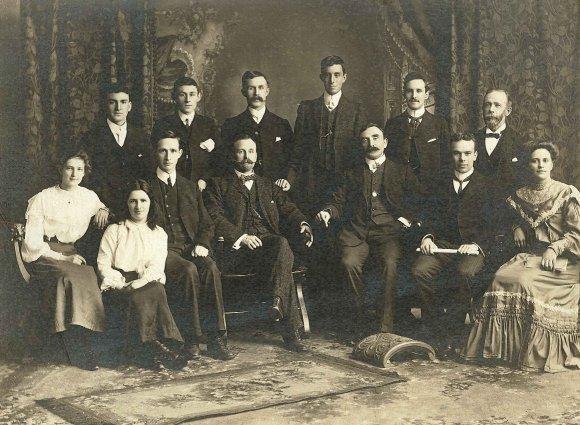 Baldwins 1906
