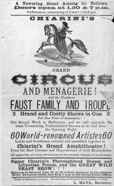 Chiarini's Circus