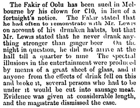 The Daily Southern Cross, 7 February 1876