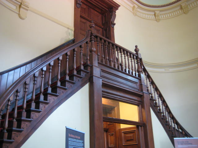 Entrance to Public Gallery