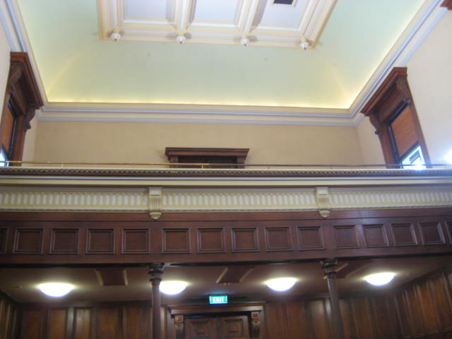 Public Gallery, Old High Court