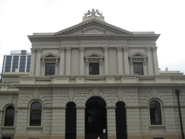 Old High Court Building, Wellington