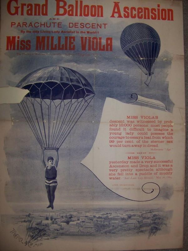 Millie Viola Poster