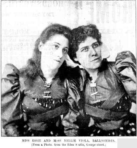 The Viola Sisters