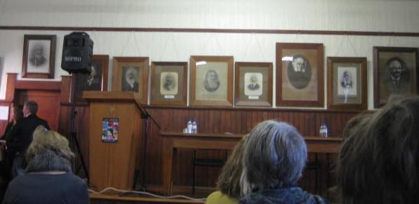 Kiwi Hall, Featherston