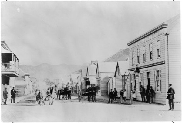 Willis St 1861