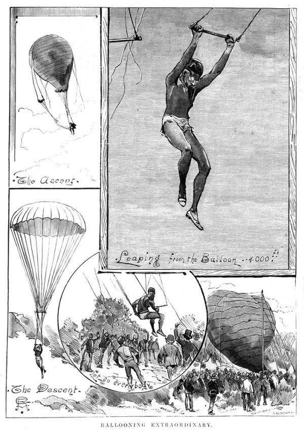 Ballooning Extraordinary