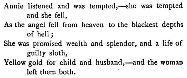 Verse from 'Ostler Joe